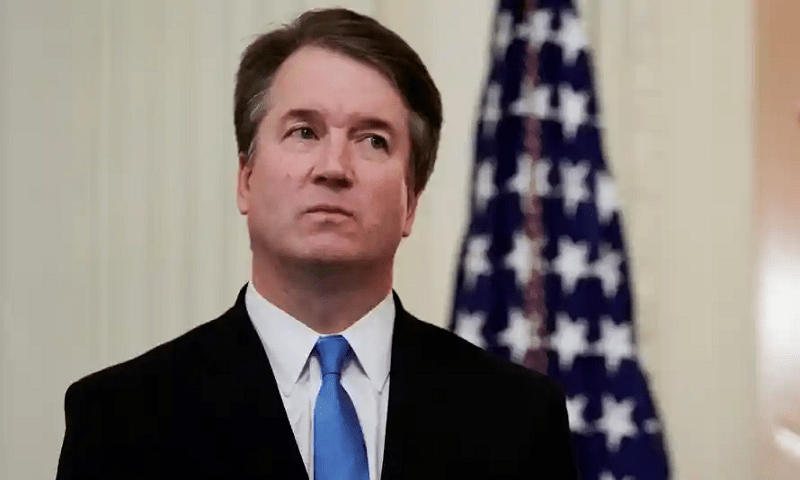 Justice Kavanaugh Has Tested Positive For COVID-19, Supreme Court Says