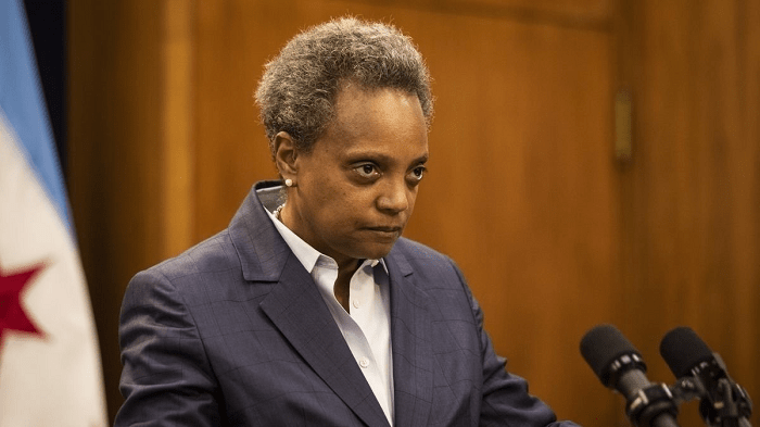 Mayor Lightfoot Clashes With Police Union Over Forced Vaccinations