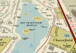 Film Map by Dorothy Reservoir Dogs