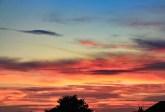 The Leeds Sunset 3rd of September 2012