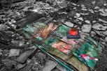 Graffiti Floor