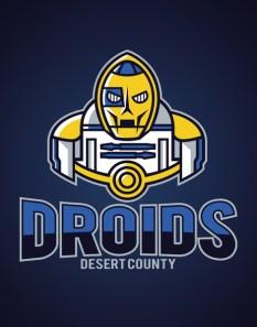 Droids Desert County