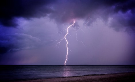 Storms in Paradise