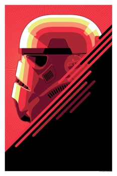 The Stormtrooper by Craig Drake