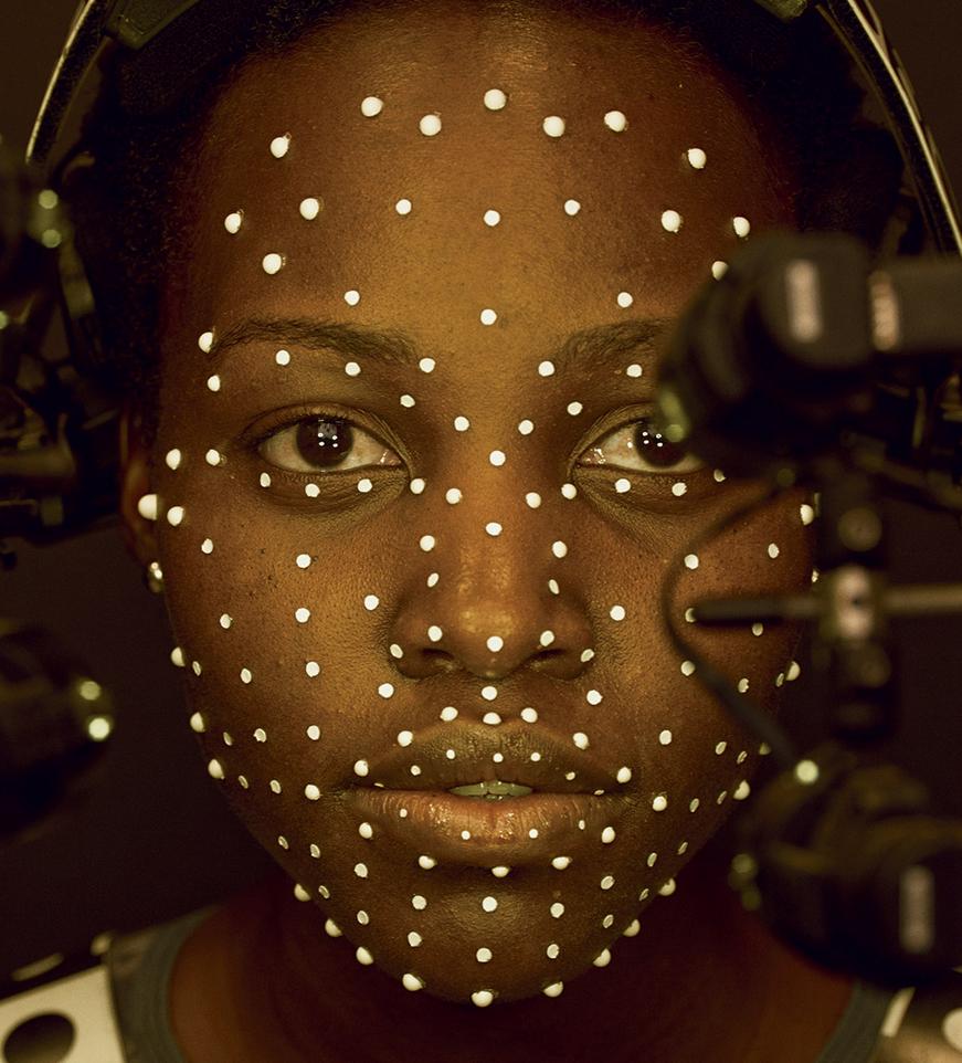 Industrial Light And Magic Adam Savage: Leibovitz Shoots The Force Awakens