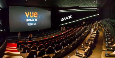 IMAX Vue Leeds Auditorium