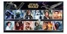 Royal Mail's Star Wars The Force Awakens Stamp Collection - Character Stamp Set