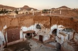 The Hotel Sidi Driss is a working hotel and used for interior scenes of the Lars homestead. Matmata, Tunisia _ Star Wars Tatooine Location