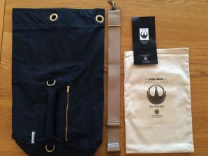 Star Wars Rogue One Crew Tombag with New Logo 7