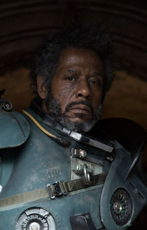 Rogue One A Star Wars Story Official Hi Res HD _ Saw Gerrera (Forest Whitaker)