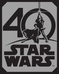 Star Wars 40th Anniversary Poster HD Hi-Res