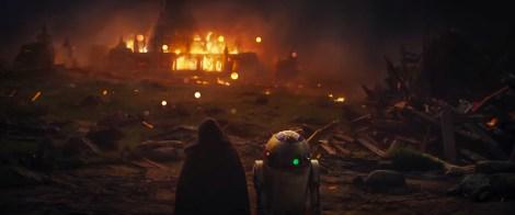 Star Wars _ The Last Jedi Trailer Breakdown - Luke Jedi Temple Flashback