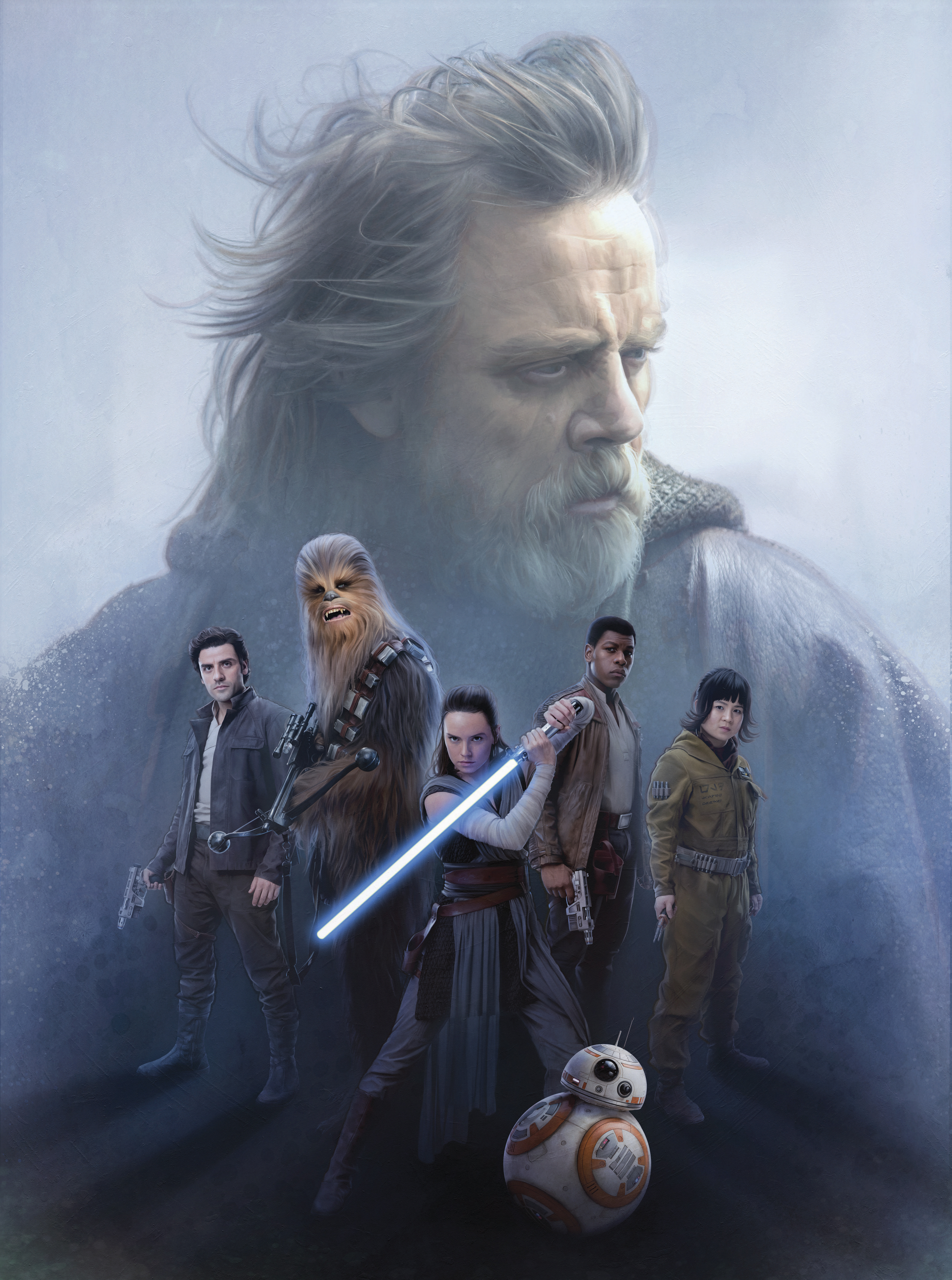 New Star Wars The Last Jedi Promo Images