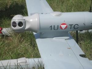 Die Nutzlast der Drohne.