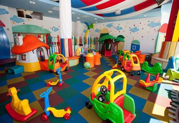 Kidsland Theme Playground Planning And Design