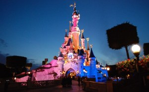 réserver chauffeur Disneyland Paris