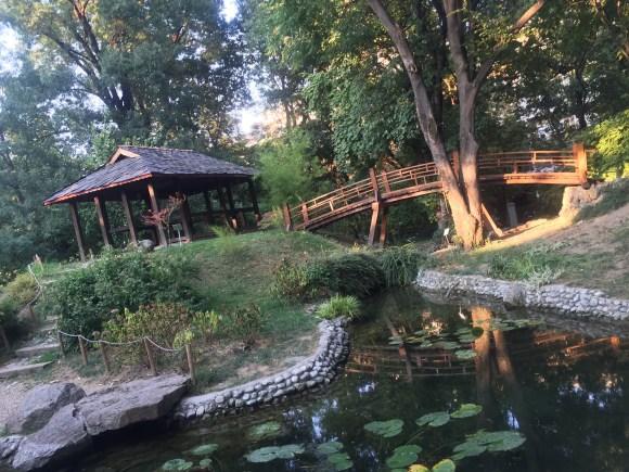 kućica i mostić