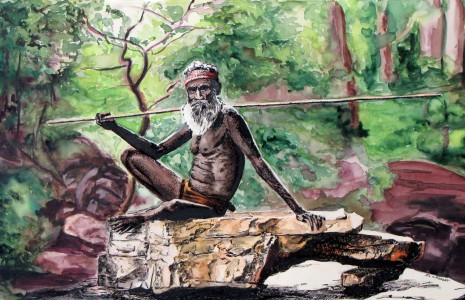 Aborigines weight loss experiment