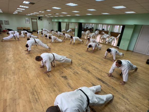 tsunami dojo beograd karate klub