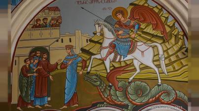 Sveti Đorđe zaštitnik engleske krune