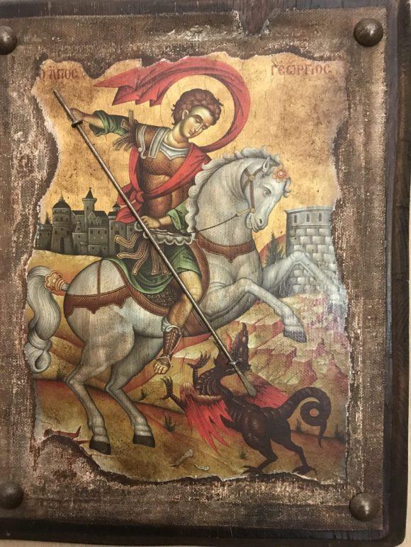 Ikona Svetog Djordja