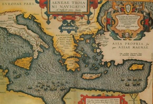 mapa sredozemlja