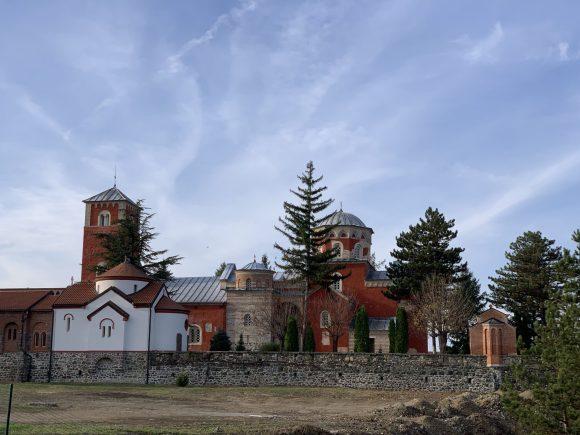 Манастир Жича слике 1