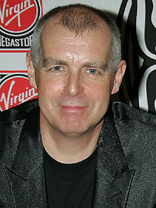 Neil Tennant of the Pet Shop Boys