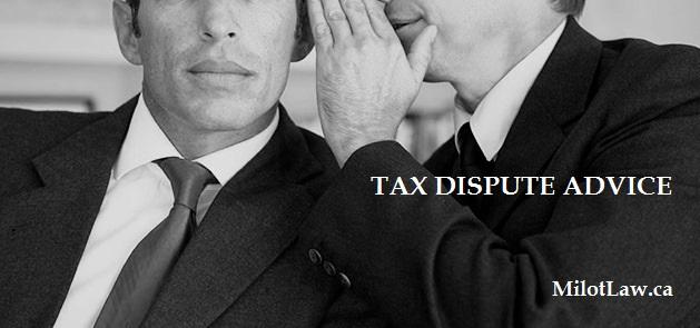 CRA-tax-dispute-advice-tax-lawyers-in-Toronto