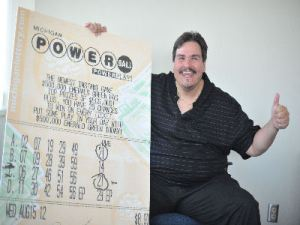 $337,000,000 Powerball Winner