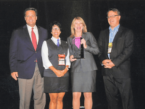 The Michigan Lottery was honored with the North American Association of State and Provincial Lotteries' best special promotion award at the recent World Lottery Summit.