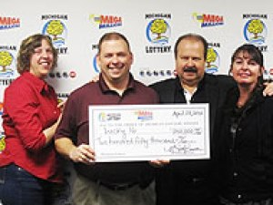 4.13.12 MM $250K Lucky 16 SW Michigan