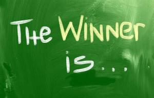 The Winner Is...
