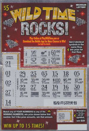 11.24.15 Wild Time Rocks IG# 739 $300,000 Anonymous Livingston County