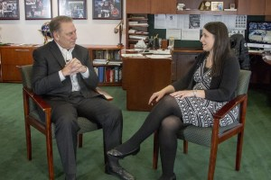 Angela LoPiccolo Tom Izzo Excellence in Education
