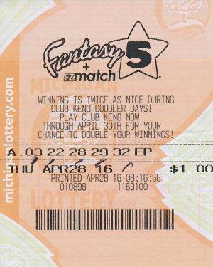 05.02.16 F5 $586,311 Draw 04.28.16 Anonymous Wayne County
