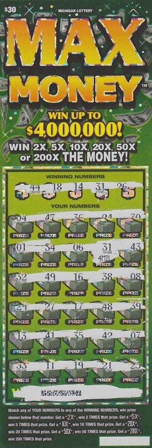 06.20.16 IG 776 Max Money $4 million Anonymous Otsego County
