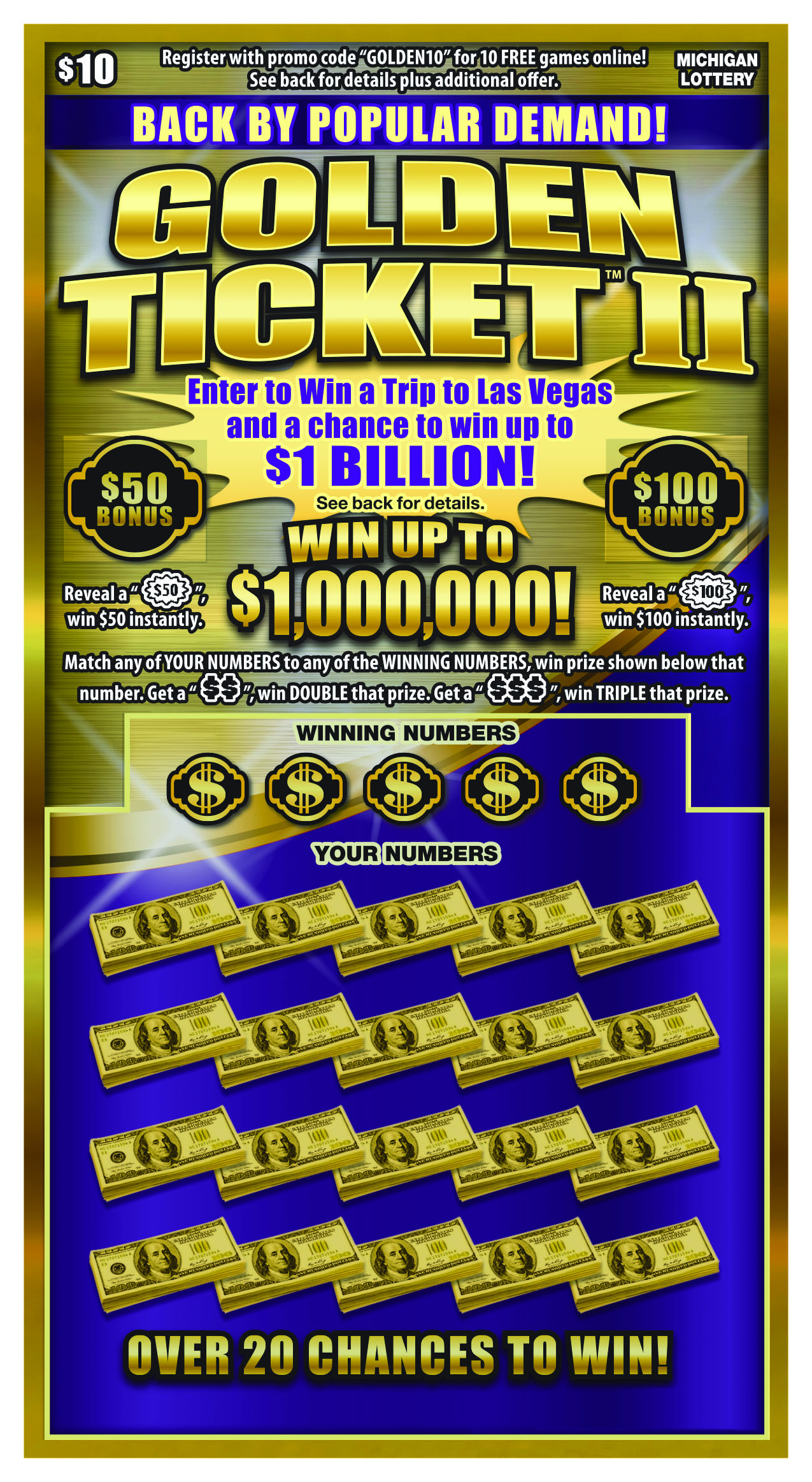 Free instant win lotteries online