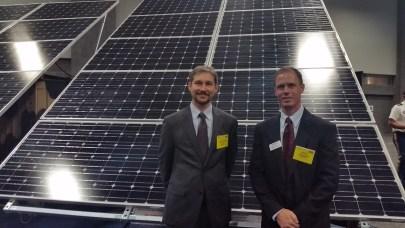 Roger Sorkin and Joseph Gerschutz Director of Engineering
