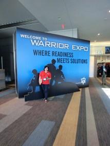 MILSPRAY™ at 2016 Warrior Expo East