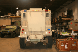Mine Resistant Ambush Protected (MRAP) Vehicle - Before | Garfield Police Department