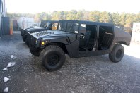 Brick Township Police Department HUMVEE HMMWV (during)