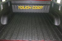 Chevrolet Silverado Bed liner Tough Coat