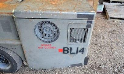 Aerospace Ground Equipment Bomb Lift