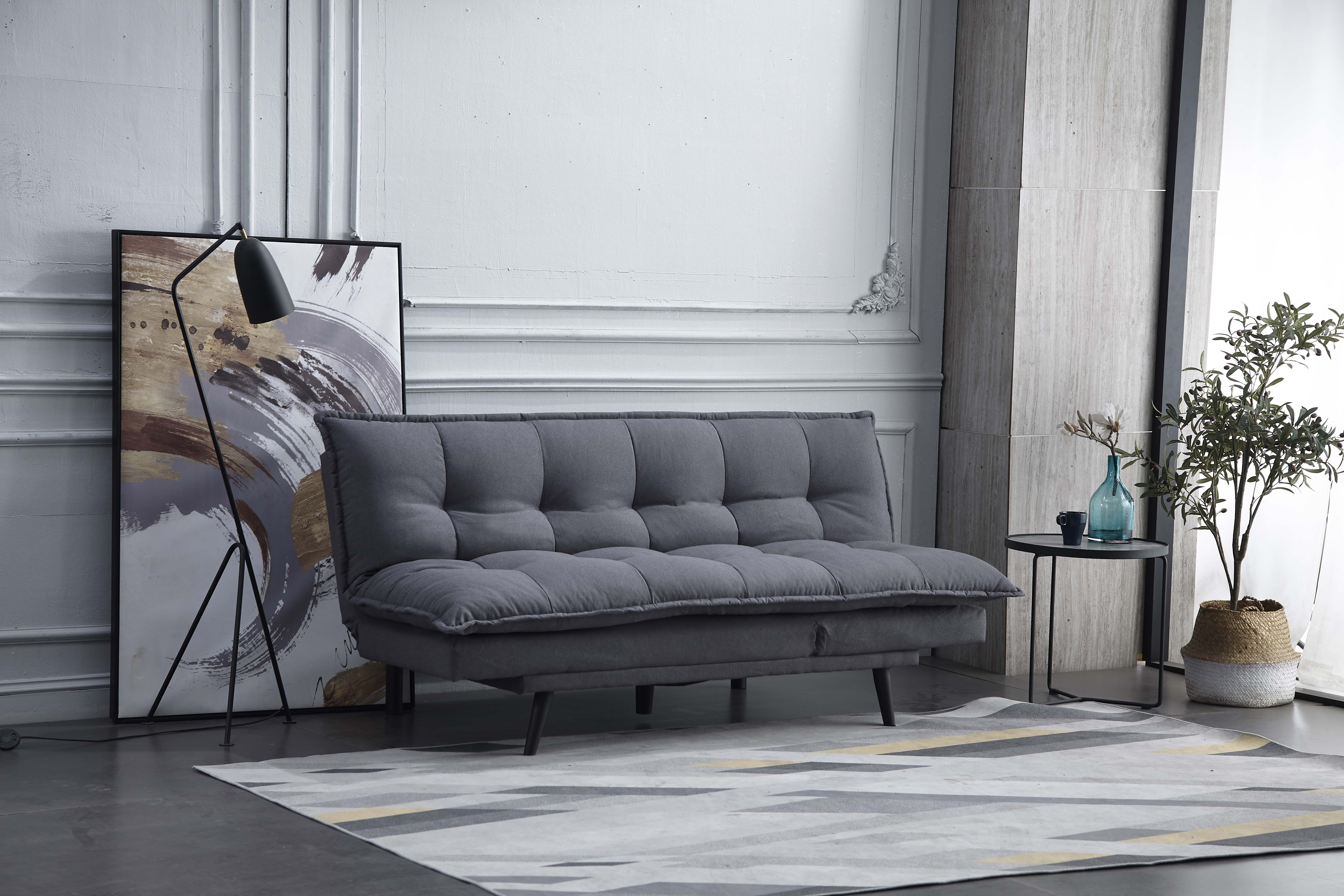 8369 dark gray pillow top multi functional futon sofa bed 8369 milton greens stars lowest price possible with best possible value