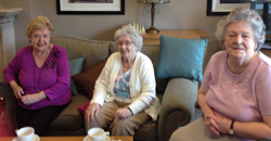 Shenley Wood coffee morning