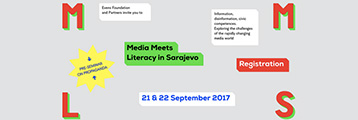 Media Meets Literacy in Sarajevo