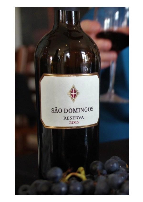 Sao Domingos punane vein