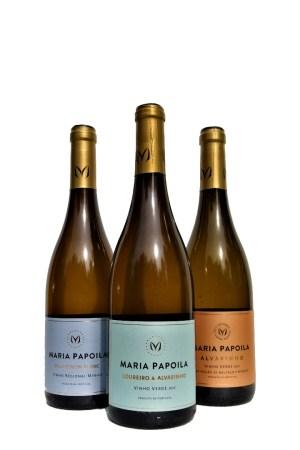 vinho verde valge vein