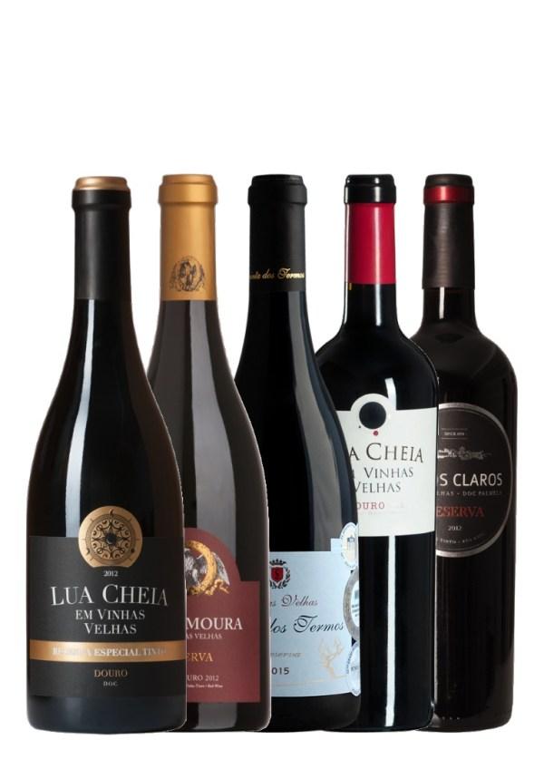 punane vein, iidsed viinapuud